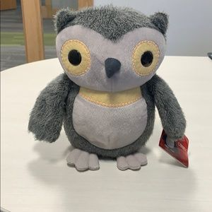 Stuffed animal cute owl